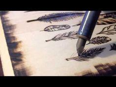 The Art of Wood Burning. - YouTube                                                                                                                                                     More