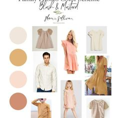 Family Photo Outfits Color Schemes - Purples, Peach, Olive, & Sky - Shaunie Sullivan Photography Neutral Family Photos, Family Picture Colors, Family Picture Outfits, Couple Outfits, Summer Couple Pictures, Spring Family Pictures, Spring Pics, Family Pics, Clothing Photography