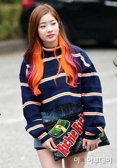Dahyun Twice Hair