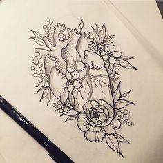@which_ink_i_like Lovely sketch by ...Instagram photo   Websta (Webstagram)