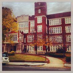 Eastern Senior High School in Washington DC, D.C.