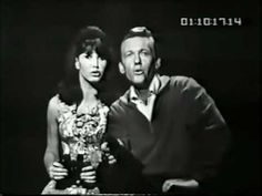 """Donna Loren & Bobby Hatfield - """"I Must Be Seeing Things"""" Bobby Hatfield, The Righteous Brothers, Frankie Avalon, Annette Funicello, Milton Berle, Unchained Melody, American Bandstand, The Monkees, Diana Ross"""