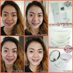 Nlighten O2 Bubble Cleanser for Php 1350 only Nlighten Cloud Cream for Php 1450 only Nlighten CC Cushion for Php 1640 ony.  Be Nlightened with our High-end Beauty Products from Korea and Earn!  For orders/ more information: CP/Viber: 639228264295 Instagram: roydangani FACEBOOK FAN PAGE: http://ift.tt/20oO8nv