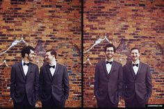 same sex LGBT gay wedding photographer detroit michigan