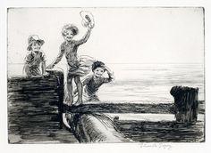 The Seaplane by Eileen Soper.