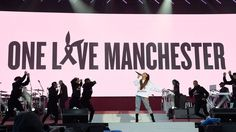 """One Love Manchester: Ariana Grande Says Benefit Concert """"Is the Medicine the World Needs Right Now"""" #FansnStars"""