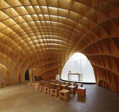 Highway Church Siegerland - Schneider + Schumacher   Photo: © Nils Koenning Architectural Photographers, Modern Architecture, Photography, Furniture, Home Decor, Photograph, Room Decor, Modernism, Fotografia
