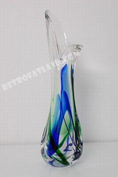 Max Verboeket vase ( Kristal Unie Maastricht )