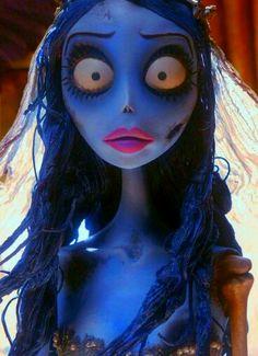 ~ † Helena Bonham Carter † As Emily  In The Corpse Bride ~