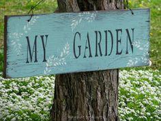 Wayside Treasures: My garden