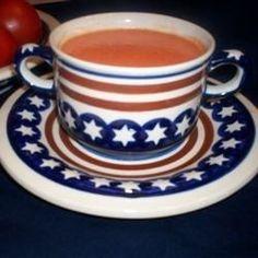 tastycookery | Cream of Fresh Tomato Soup