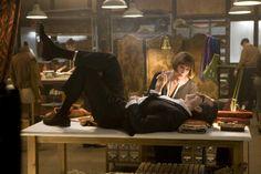 "Daniel Day Lewis in ""NINE"""