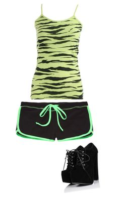 """""""Untitled #6018"""" by ania18018970 on Polyvore featuring Wet Seal and SpyLoveBuy"""