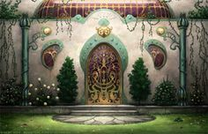 Enter Flora by Industrial-Forest