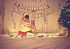 MERRY CHRISTMAS BANNER - Christmas banner - Christmas Photo Prop - Holiday Decorations - Christmas decor, B029 by ABannerAffair on Etsy https://www.etsy.com/listing/211044323/merry-christmas-banner-christmas-banner