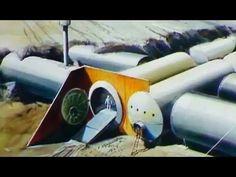 Building a Moon Base From Lunar Materials 1986 NASA https://www.youtube.com/watch?v=EgOg0mzqGAM #Moon #space #NASA
