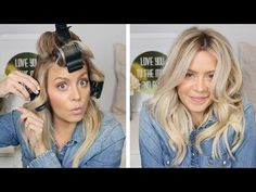 Hot Rollers Are the Secret to the Best Hair of Your Life   Brit + Co