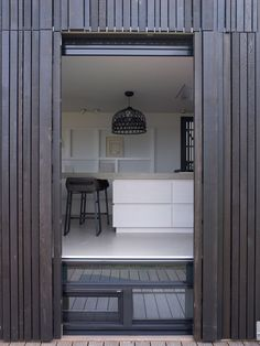 Piet Boon Styling by Karin Meyn | Designed boathouse LOVE the siding of this boathouse! Absolutely stunning!