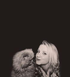 cute evanna lynch, I love her