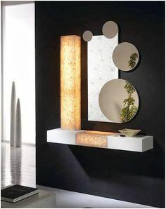 1000 images about decoracion recibidores ideas para for Adornos para el hogar modernos