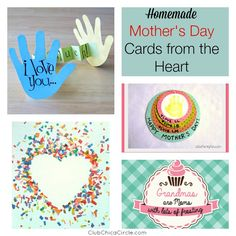 Do You Need Some Inspiration On How To Honor A Special Mom Or Grandma In Your Life For Mothers Day Were Sharing Our Favorite Ideas For Homemade Gifts