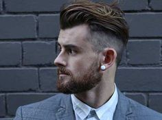 35 Inspiring Hipster Haircut ideas For Trendy Men mens style – Men's style, accessories, mens fashion trends 2020 Side Hairstyles, Fringe Hairstyles, Undercut Hairstyles, Cool Mens Haircuts, Cool Haircuts, Men's Haircuts, Mens Hipster Haircuts, Haircut Men, Haircut Styles