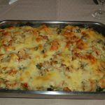 Bacalhau em Crosta de Broa | Receitas e Menus