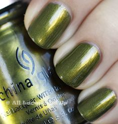 China Glaze - Peace on Earth