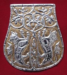 Az etelközi tarsolylemez Folk Music, Leather Working, Hungary, Embroidery Patterns, 1, Doll, Traditional, History, Bags