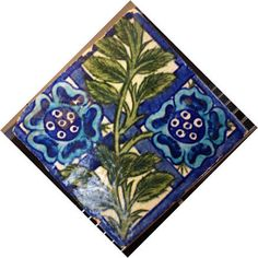 William DeMorgan Tile