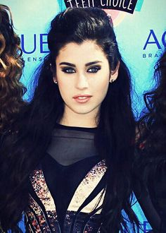 Lauren Michelle Jauregui Morgado everyone she's the sweetest most beautiful goregous soul on earth she's just the best so cute and soo hot at the same time love ya babe more than you can imagine ❤