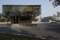 Gallery of Dashun Pavilion / Pro-Form Architects - 10