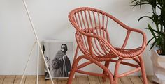 LADY Spring and Summer 2015 – en oppfordring til gjenbruk Jotun Lady, Colorful Interiors, Colorful Rooms, Wishbone Chair, Spring Summer 2015, Room Colors, House Styles, Pink, Furniture