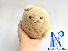 Impossible? Not! Crochet Saccharomyces cerevisiae - yeast :D