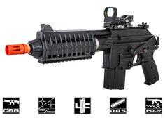 Socom Gear Licensed Keltec PLR-16 GBBR Airsoft Gun