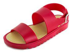 Toddler Little Kids Girls Glitter Color Gladiator Sandals Water Shoes Jelly Shoe (ONLY-JR)