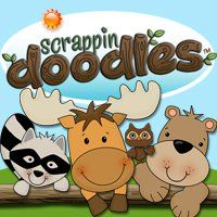 I love Scrappin Doodles! Click the image to find the cutest clip art from Scrappin Doodles.