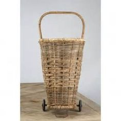 french market baskets with wheels - Yahoo Search Results