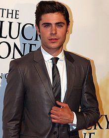 """Zac Efron is 25, actor.  10/18/2012    Oh, if only I was a cougar....           oOO("""";"""")OOo"""