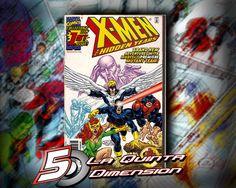 X-MEN HIDDEN YEARS # 1 DE JOHN BYRNE $ 60.00 Para más información, contáctanos en http://www.facebook.com/la5aDimension