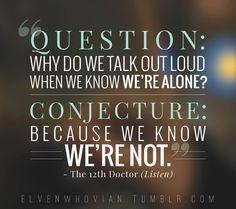 Listen - Quote 1 by ElvenWhovian on deviantART