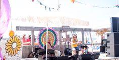 Suiderzon festival. suiderstrand in Kijkduin
