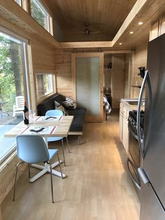 This is to announce a new tiny house vacation resort in the Catskill Mountains of New York, about two hours away from New York City. The resort is located on 28 acres overlooking the Catskill Creek…