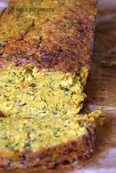 Veg Recipes, Vegetarian Recipes, Cooking Recipes, Healthy Recipes, Quiche, Foods With Gluten, Vegetable Dishes, Vegan, Breakfast Recipes