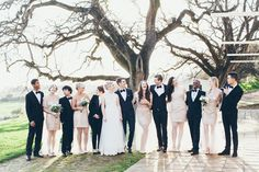 Romantic Rose & Blush Wedding by Fiona Clair | SouthBound Bride
