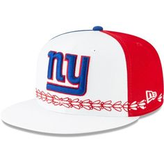 various colors 30f05 60817 New York Giants New Era Youth 2019 NFL Draft On-Stage 9FIFTY Adjustable Hat  – White