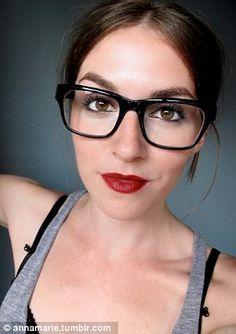 f006b1b4870 16 Best Clear Glasses (frames) images