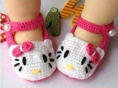 "Baby Shoes ""Little Cat"""