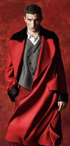 Captivating coat. #CoatCrush