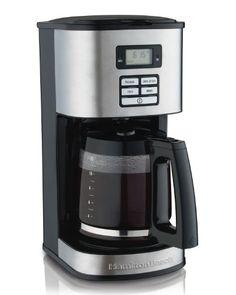 Hamilton Beach 12-Cup Coffee Maker Programmable (49618) For Sale https://bestcoffeemachineusa.info/hamilton-beach-12-cup-coffee-maker-programmable-49618-for-sale/